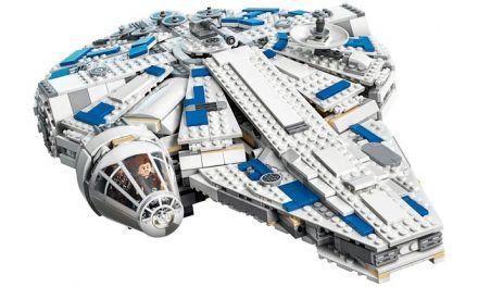 Solo: A Star Wars Story – new LEGO Millennium Falcon revealed