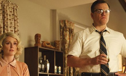 Suburbicon on DVD and Blu-ray February 7