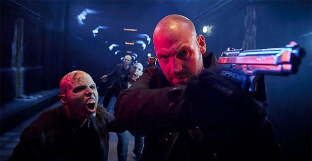 The Strain: Season 3 on DVD and Blu-ray February 28