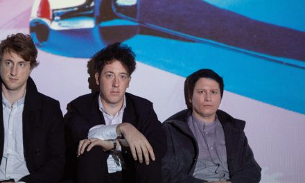An interview with The Wombats