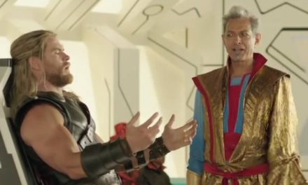 More Goldblum goodness in sparkly Thor: Ragnarok deleted scene