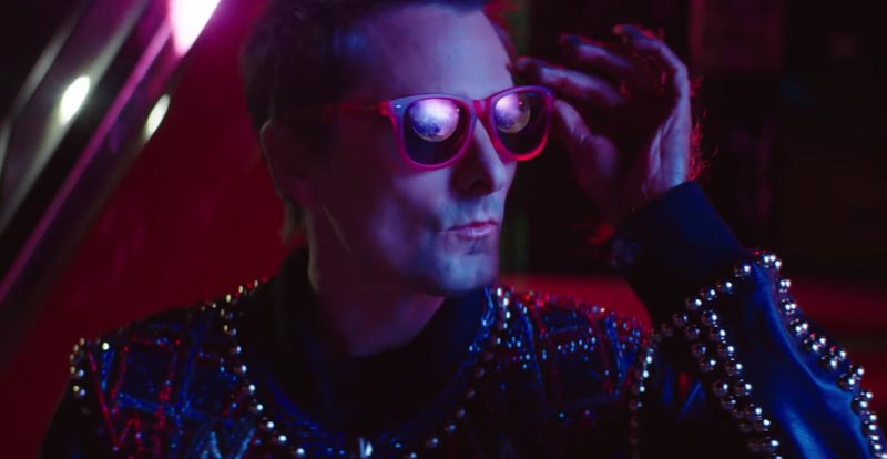 Muse drop anthemic new track 'Thought Contagion'