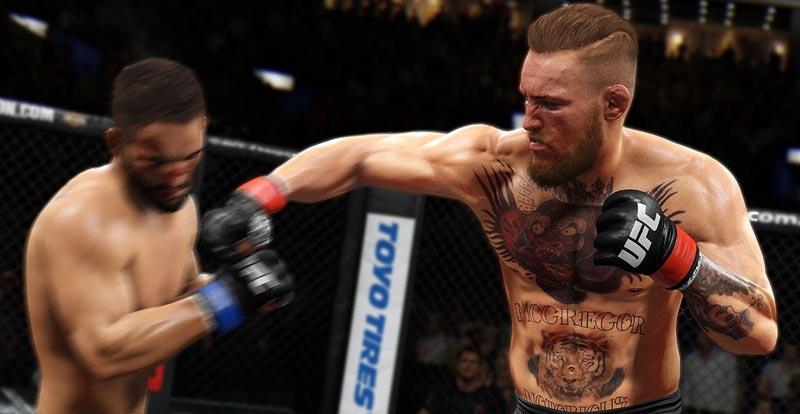 EA Sports' UFC 3 – review