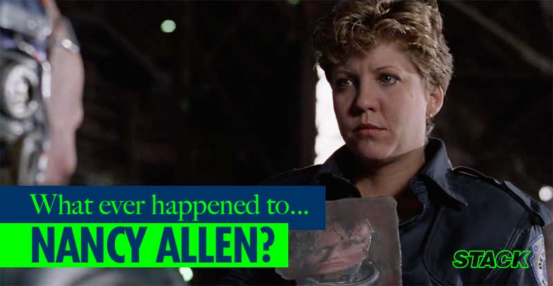 Whatever happened to… Nancy Allen?