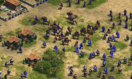 History is reborn with Age of Empires: Definitive Edition