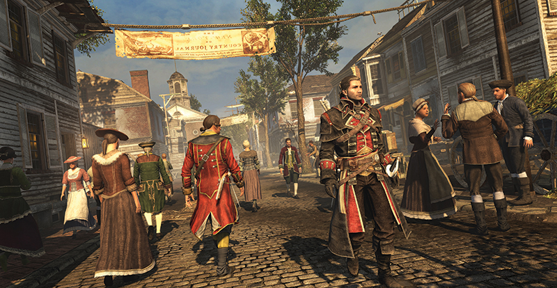 Assassin's Creed Rogue Remastered – Zoom and Enhance