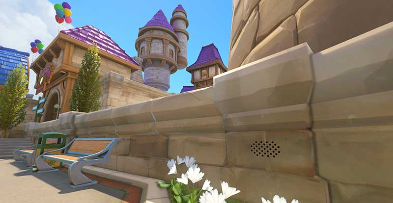 The Sounds of Overwatch's Blizzard World