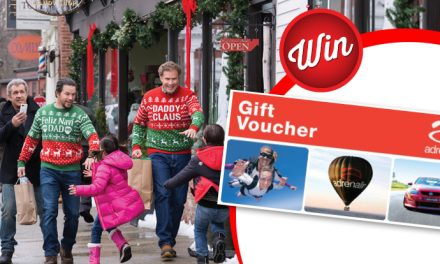Win a $300 voucher with Daddy's Home 2