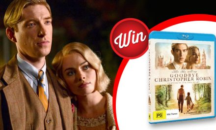 10 Goodbye Christopher Robin Blu-ray and novel bundles