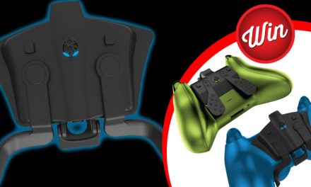 Play like a pro when you win one of eight controller adapters