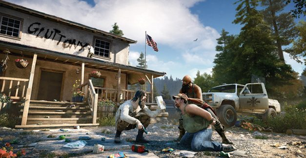 Far Cry 5 – Telling Stories