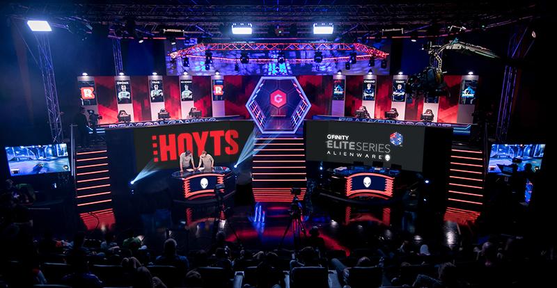 Gfinity Australia Elite Series – A League of Their Own
