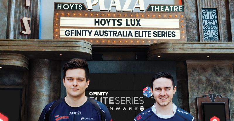 Gfinity announces first two teams in new Gfinity Elite Series
