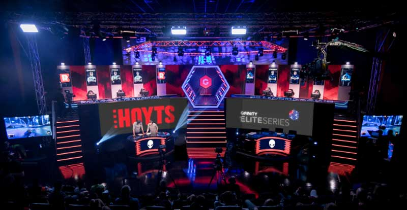 Hoyts to launch a bunch of new esports arenas around Australia