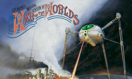 Five things you (probably) didn't know about Jeff Wayne's Musical Version of War of the Worlds