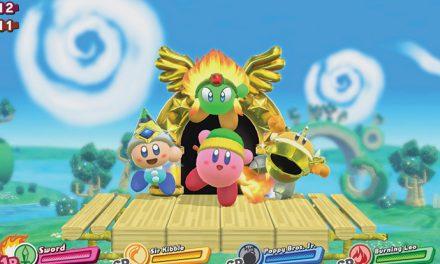 Kirby Star Allies – hands-on