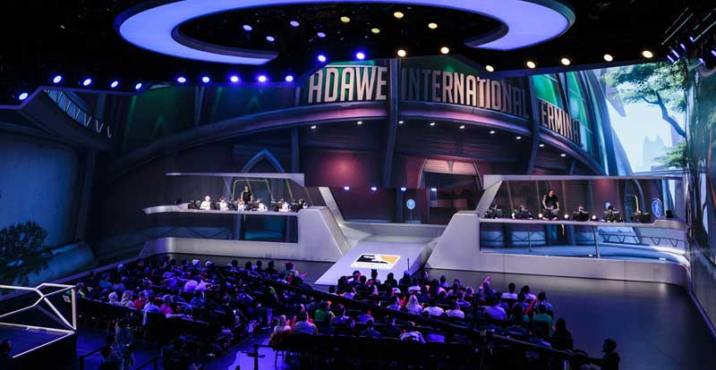 Overwatch League Stage Finals on this weekend