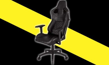 Corsair T1 RACE Gaming Chair – review