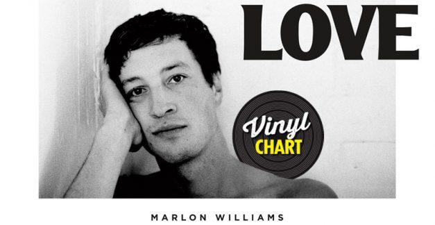 JB's vinyl chart (Feb 16 – 22, 2018)