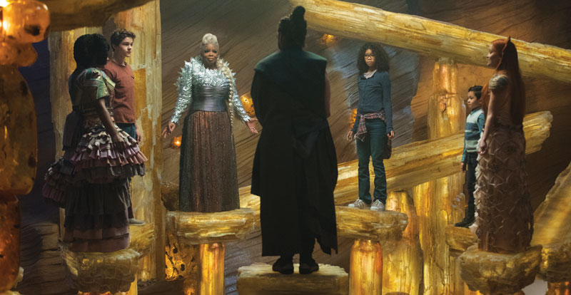 A Wrinkle in Time – interview