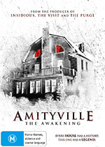 Amityville The Awakening DVD Cover