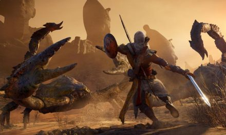 A pharaoh for all… New Assassin's Creed Origins DLC