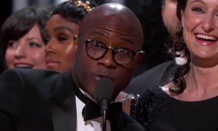 Barry Jenkins finally reads Moonlight Oscars acceptance