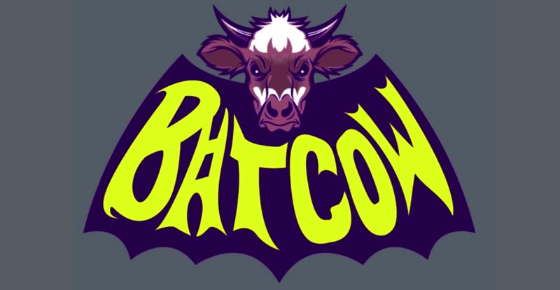 Na-na-na-na Batcow! New DC movie announced