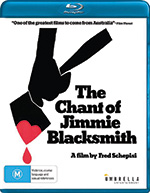 The Chant of Jimmie Blacksmith Blu-ray Cover