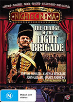 The Charge of the Light Brigade DVD Cover