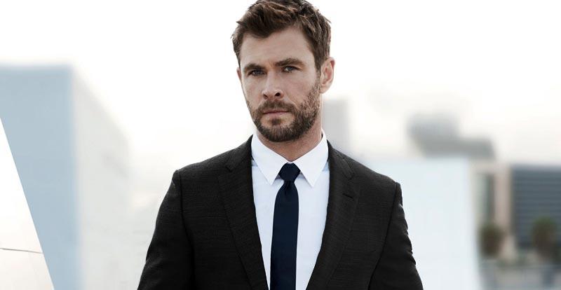 Chris Hemsworth to suit up for new Men in Black?