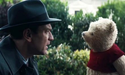 Oh Pooh! Say hello to a Christopher Robin teaser