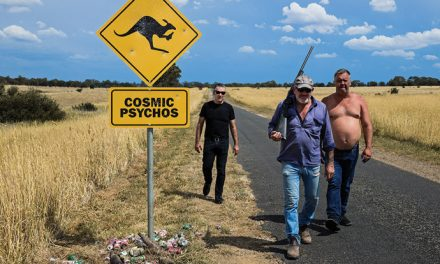 Cosmic Psychos, 'Loudmouth Soup' review