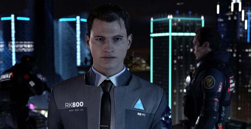 PS4 exclusive Detroit: Become Human dated