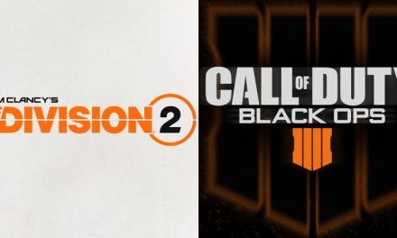 Load up on guns… New Call of Duty and The Division games incoming