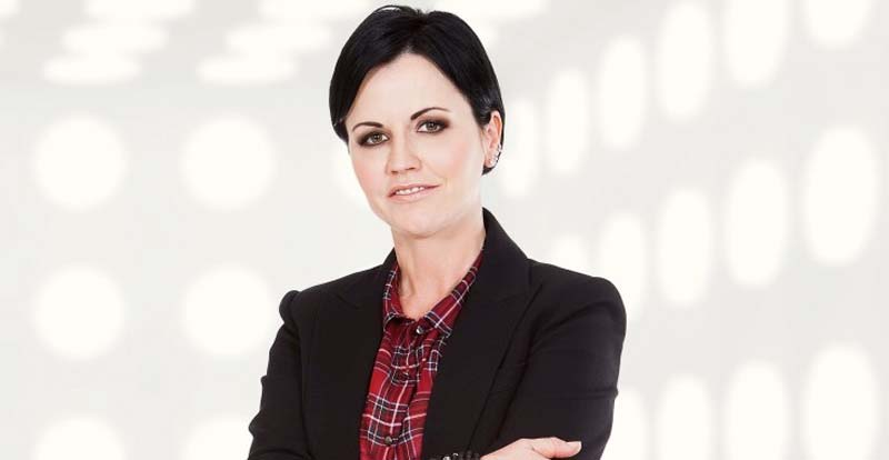 New album news from The Cranberries