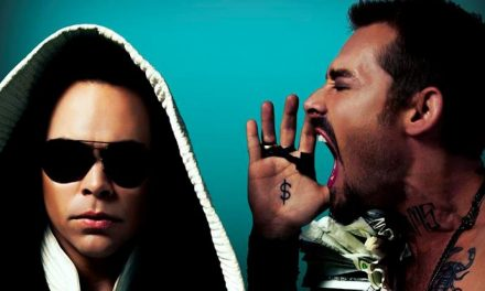 Daniel Johns and Luke Steele share Dreams
