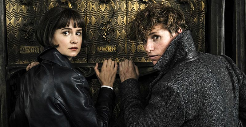 Fantastic Beasts: The Crimes of Grindelwald trailer hits