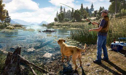 Take a break from cult crashing in Far Cry 5