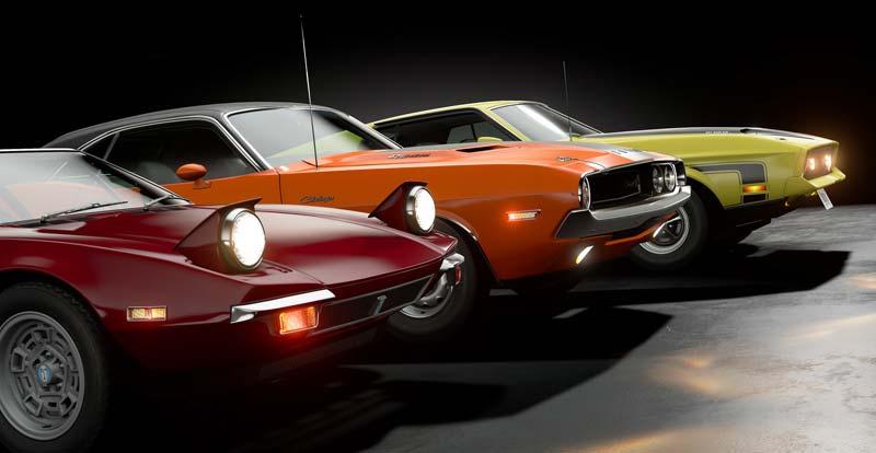 Latest Gran Turismo Sport update adds muscle