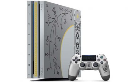 Axe and you shall receive – God of War PS4 Pro looks sharp