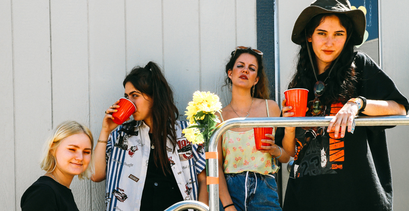 Hinds, 'I Don't Run' review