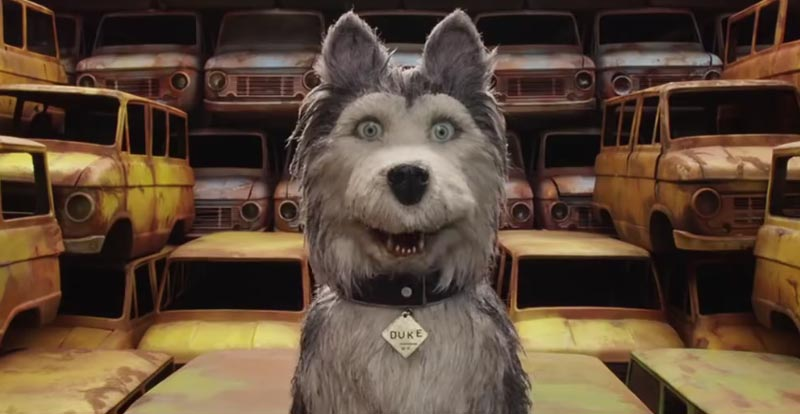 Isle of Dogs voice cast goes to the, well, dogs