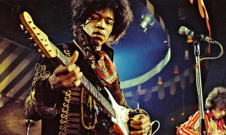 Jimi Hendrix, 'Both Sides of the Sky' review