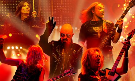 Judas Priest, 'Firepower' review