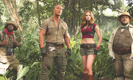 Jumanji: Welcome to the Jungle on DVD, Blu-ray, 3D & 4K April 11