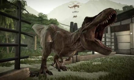 Jurassic World Evolution trailer and gameplay