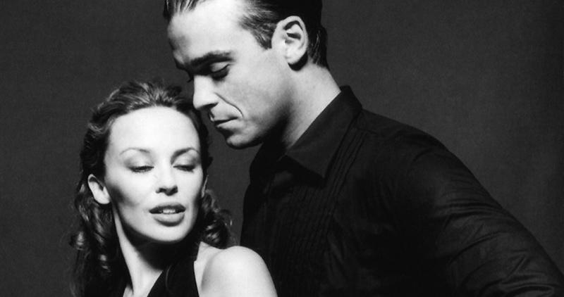 Kylie Minogue Robbie Williams