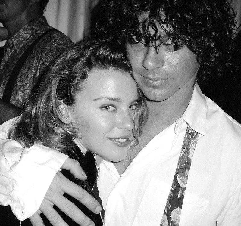 Kylie Minogue Michael Hutchence
