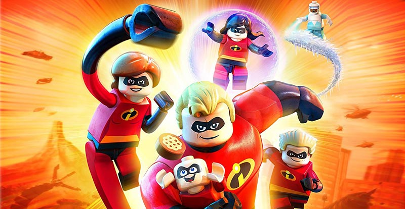 Updated: Super! A LEGO The Incredibles game is on its way